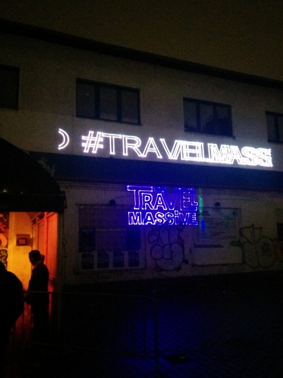 Travel Massive Party vor der ITB 2015 im Club Gretchen