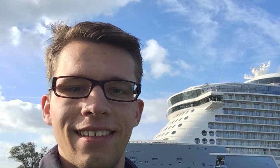 Florian Feimann, Co-Autor im Reiseblog travellerblog.eu