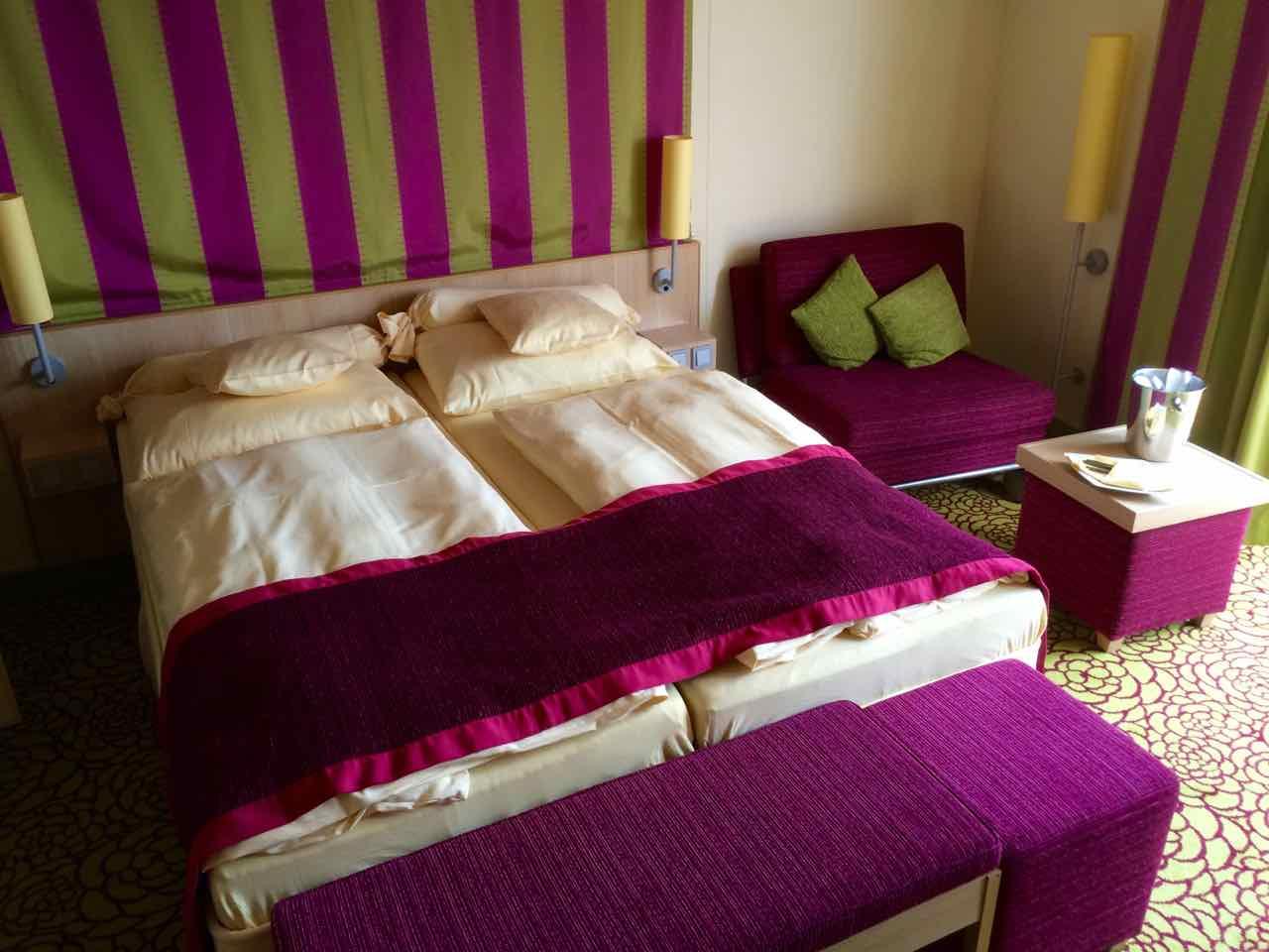 Eine Suite auf AIDAmar