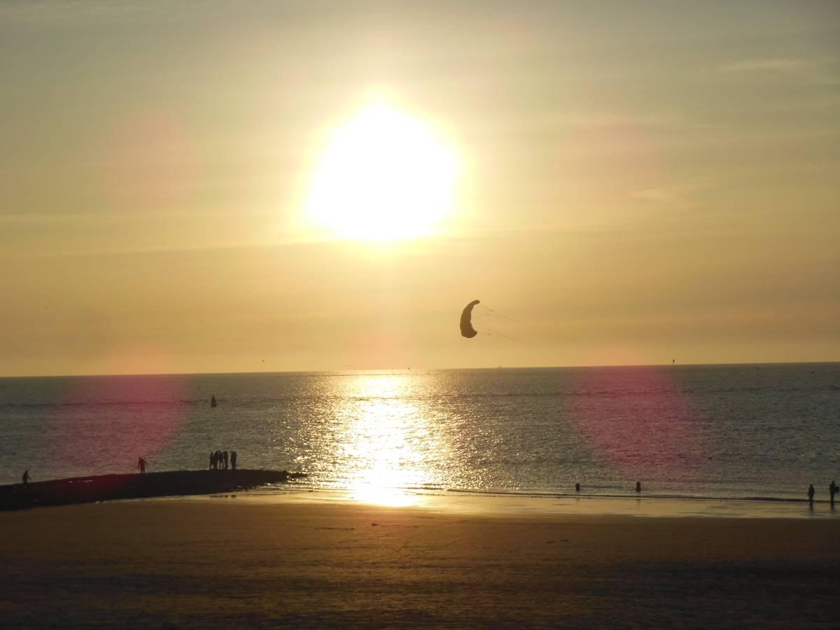 Beginn-Sonnenuntergang-Norderney-1