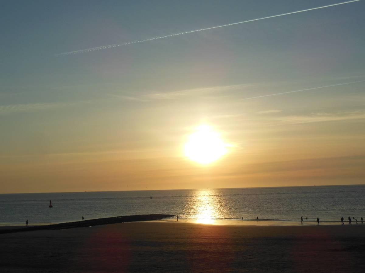 Beginn-Sonnenuntergang-Norderney-2