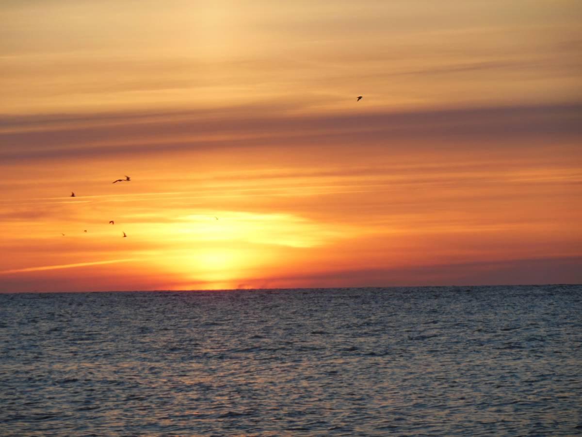 Sonnenuntergang-Norderney-3