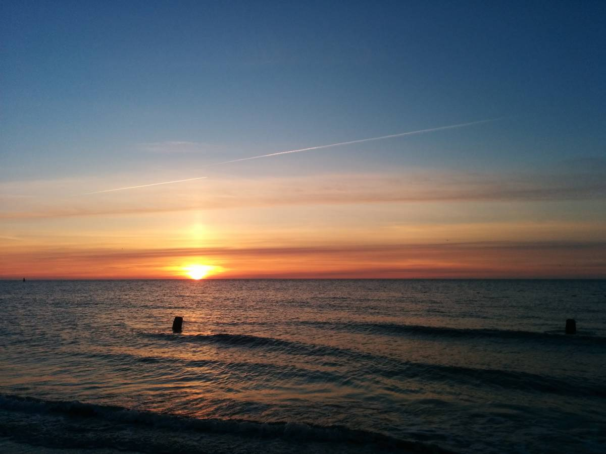Sonnenuntergang-Norderney-7