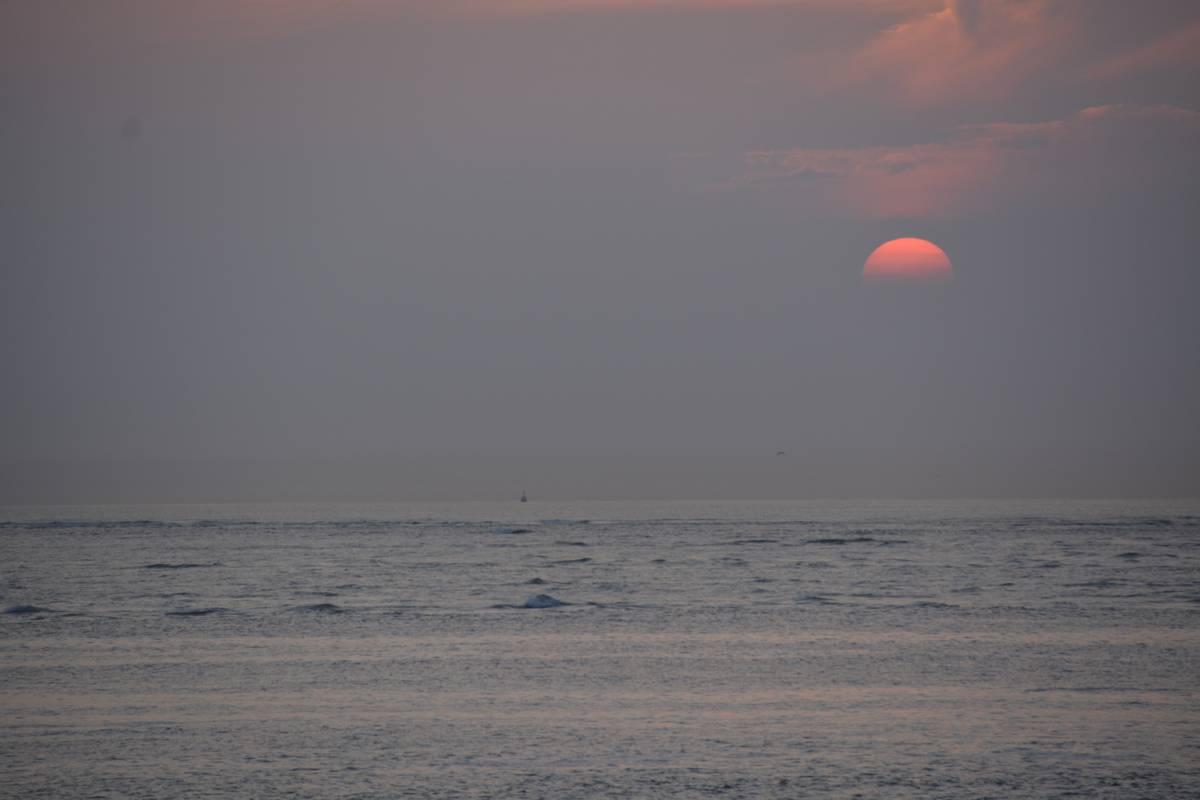 Sonnenuntergang-Norderney-8