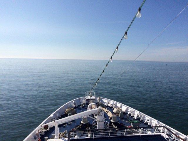 Ausblick über die Nordsee
