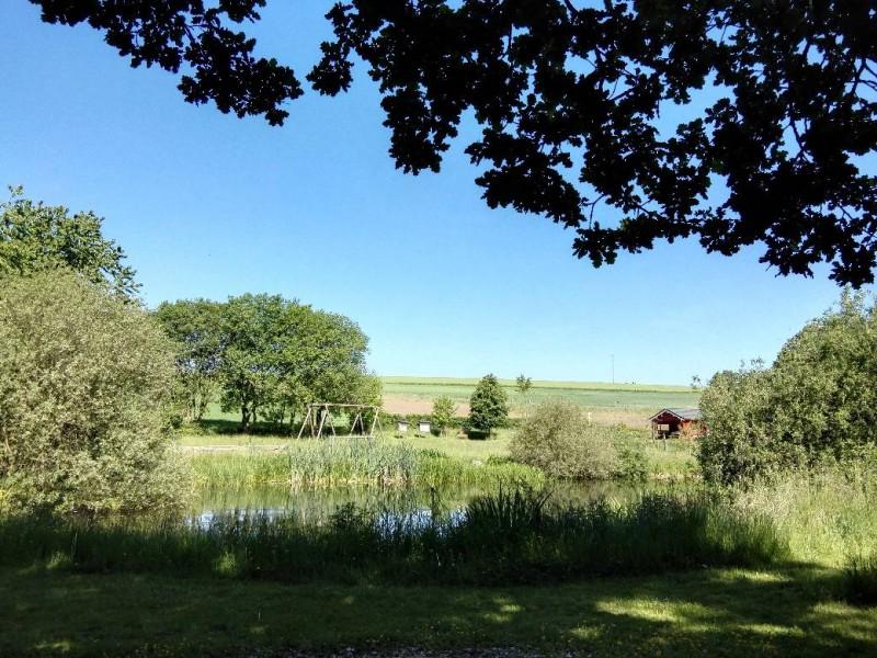 Der See bei Mannebach