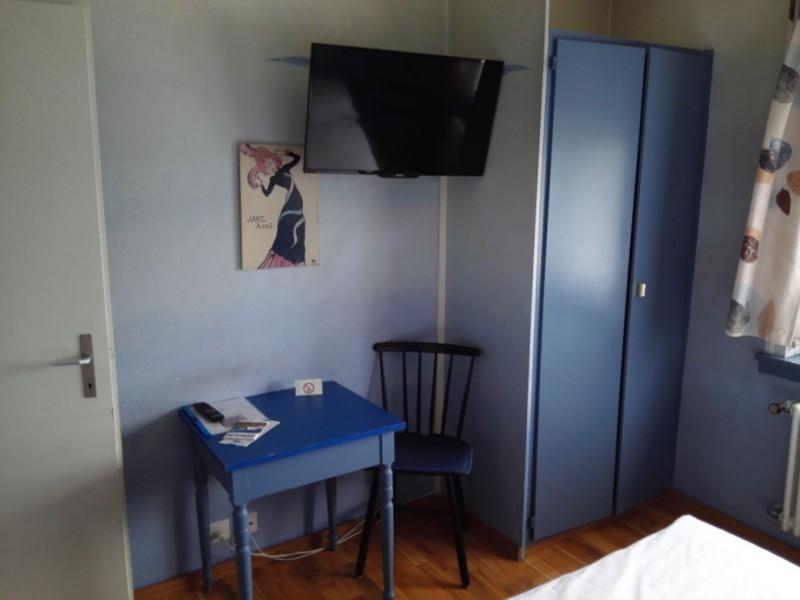 Der Rest des Zimmers im Hotel Limmathof Zürich
