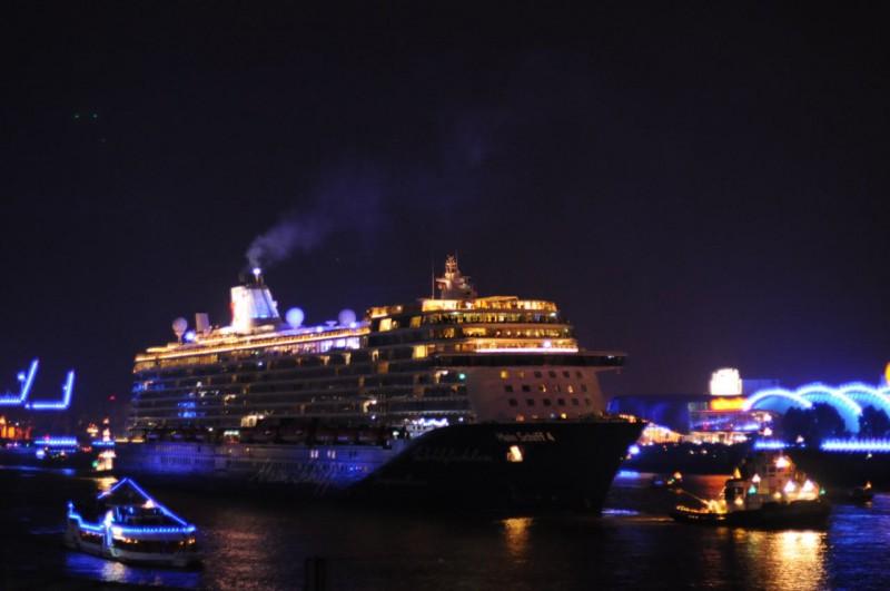 Mein Schiff 4 bei den Cruise Days