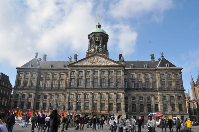 Rathaus Amsterdam