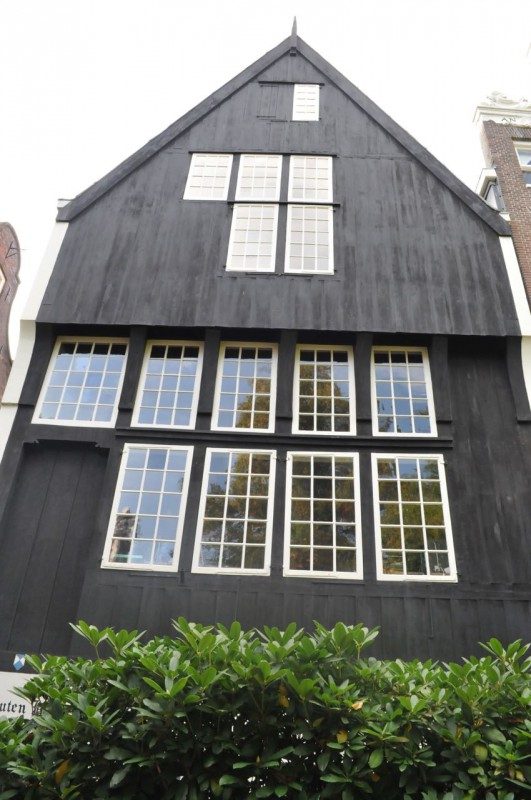 Das älteste Haus Amsterdams