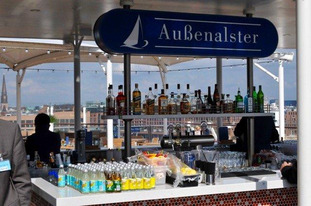 Mein Schiff 4 Außenalster-Bar