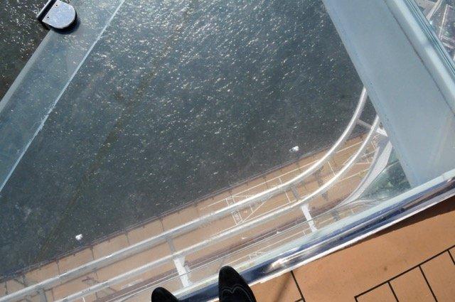 Mein Schiff 4 Blauer Balkon