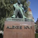 Aleksis-Kivi-Denkmal in Helsinki