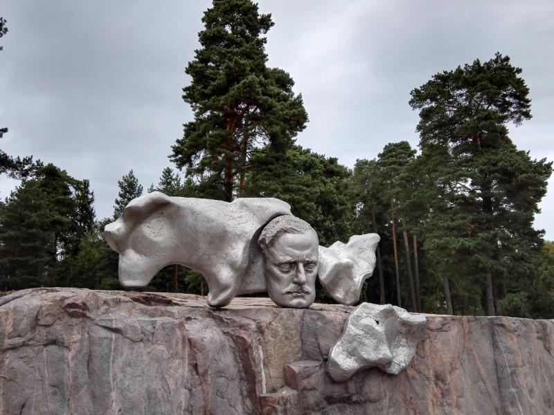 Das war er dann wohl, Jean Sibelius ( 8. Dezember 1865 in Hämeenlinna; † 20. September 1957)