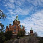 Uspenski-Kathedrale in Helsinki