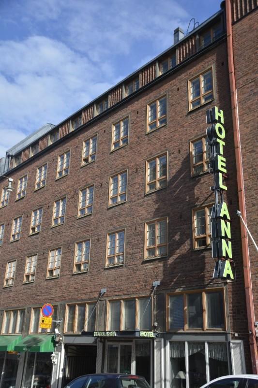 Außenansicht Helsinki Hotel Anna
