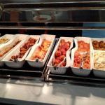 Essen im Grade Buffet auf der M/S Silja Symphony