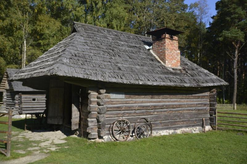Südestischer Bauernhof Sepa im Freiluftmuseum Tallinn