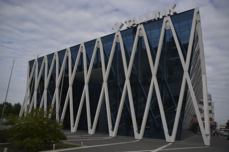 Bürogebäude von Tallink Silja in Tallinn