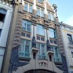Ein Haus in Tallinn
