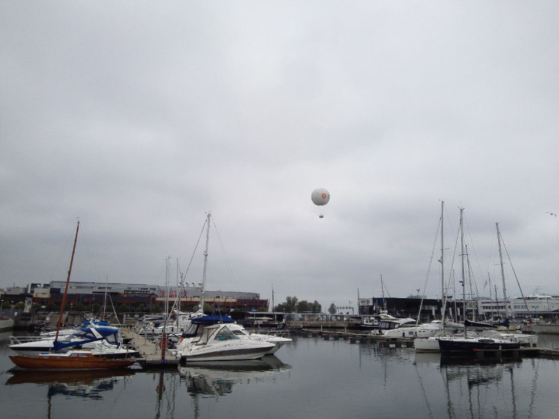 Jachtclub von Tallinn