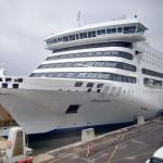 M/S Romantika im Hafen von Tallinn
