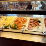 Frühstücksauswahl 1 im Tallink Spa & Conference Hotel Tallinn