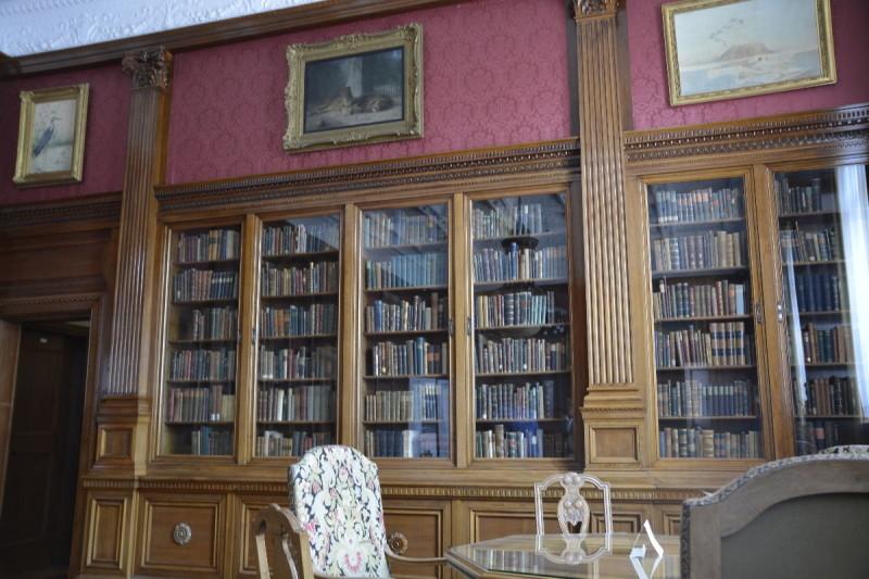 Bibliothek im Museum Koenig Bonn