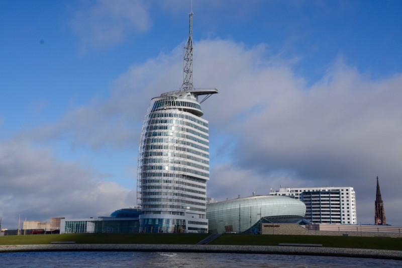 Das Atlantic Hotel Sail City In Bremerhaven Travellerblog