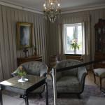 Blick ins Wohnzimmer im Adenauerhaus