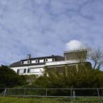 Adenauerhaus von unten