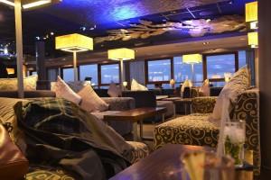 Die Skyline Bar im Radisson Blu Latvija Riga
