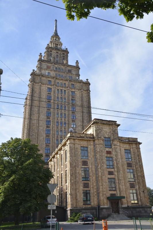 Lettische Akademie der Wissenschaften Riga