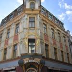 Wunderschönes ECkhaus im Herzen von Riga