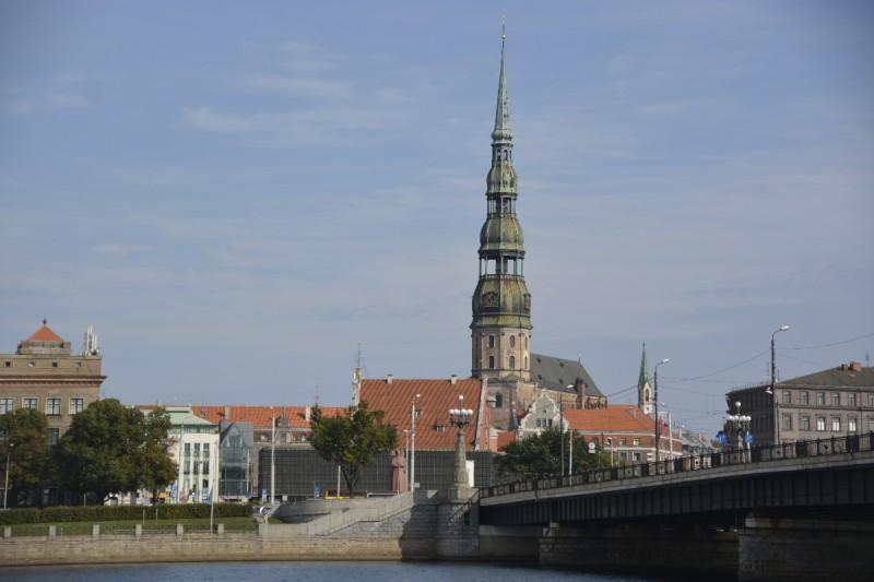 St. Petrikirche Riga