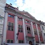 Und noch mehr Jugendstilfassaden in Riga