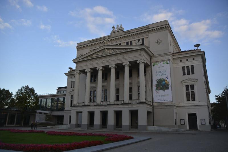 Lettische Staatsoper in Riga