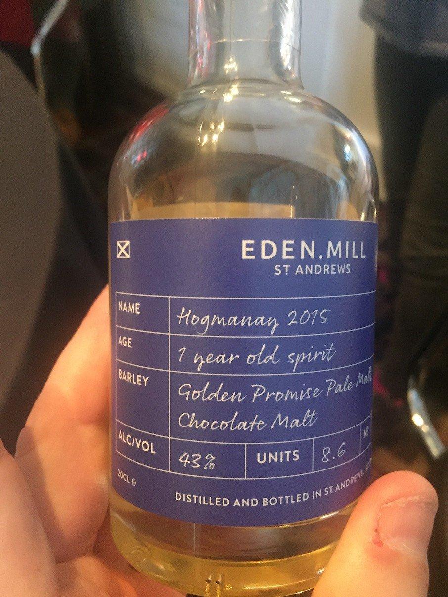 Hogmany 2015 von Eden Mill
