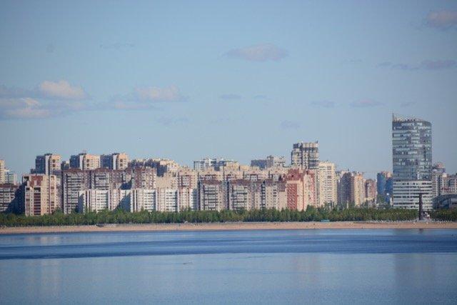 Im Hafenviertel sind viele Neubauten entstanden