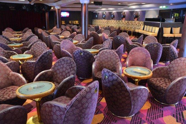 Die Pinnaker Lounge ist Anlaufpunkt für musikalisches Abendprogramm