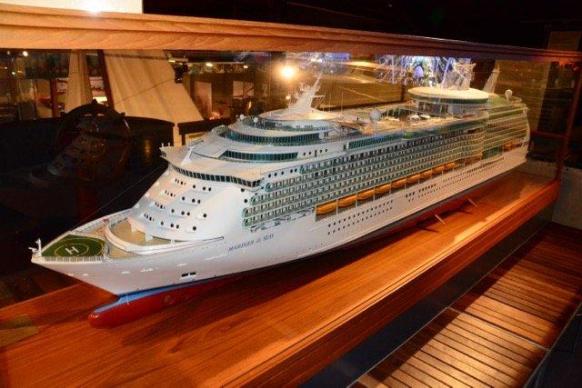 Wie in Papenburg spielen Kreuzfahrtschiffe in Turku eine große Rolle