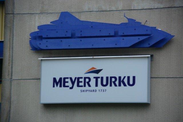 Seit 2014 gehört die Werft als Meyer Turku zur Meyer-Gruppe