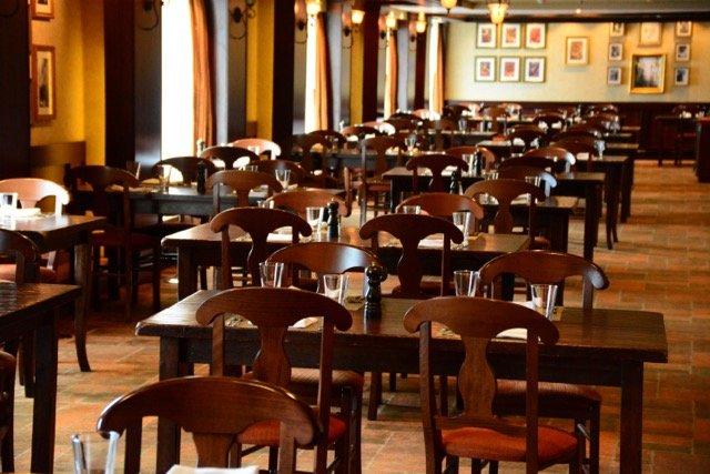 Das italienische Spezialitätenrestaurant La Cucina