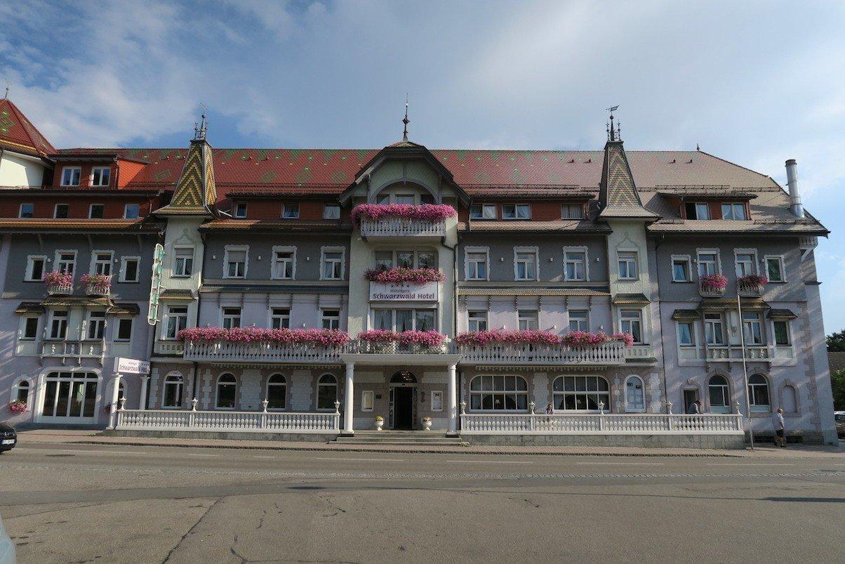 Möhringers Schwarzwaldhotel in Bonndorf - eine großartige Unterkunft für den Schluchtensteig