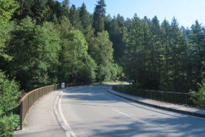 Brücke an der Schattenmühle