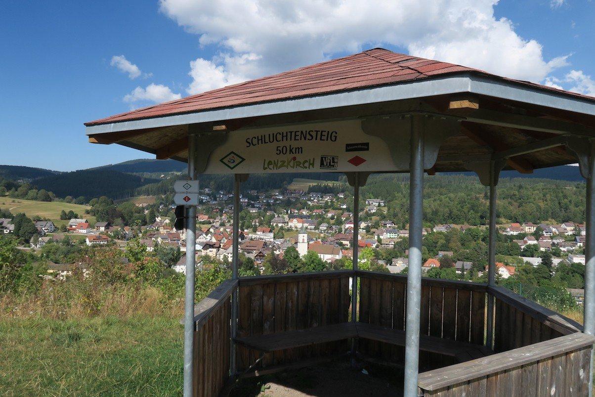 50 km Schluchtensteig am Geopark Lenzkirch