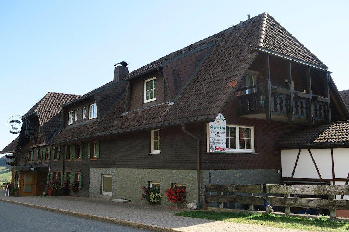 Hotel Hirschen in Fischbach