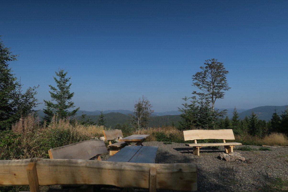 Plateau am Lehenkopfturm
