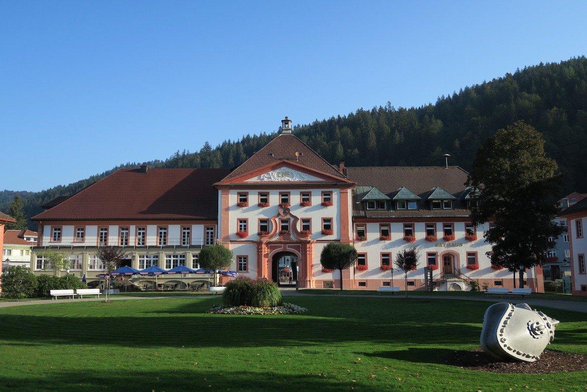 Das Amtsgericht und Notariat St. Blasien