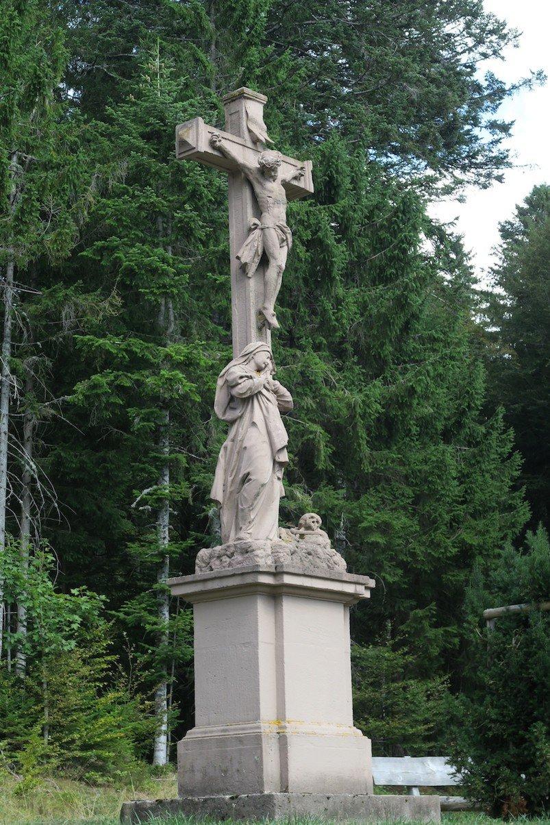 Das Ibacher Kreuz